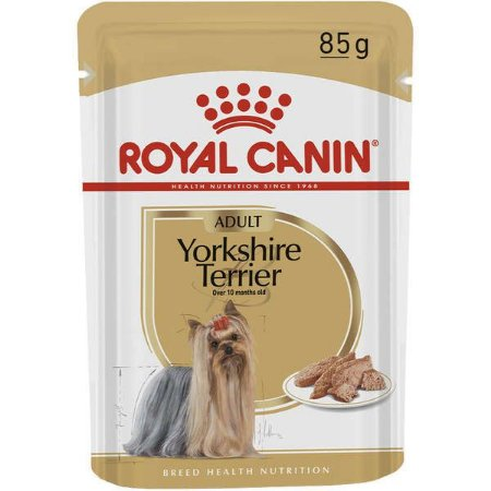 Sachê Royal Canin Cães Yorkshire Terrier Adulto 85Gr