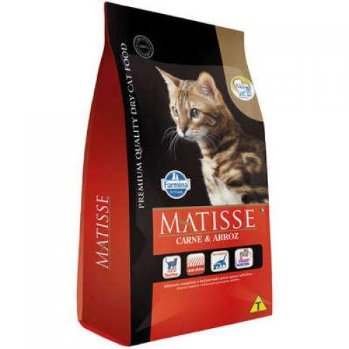Matisse Carne E Arroz Para Gatos Adultos 2KG