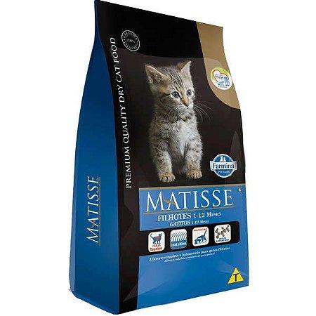 Matisse para Gatos Filhotes com 1 a 12 Meses de Idade 2KG