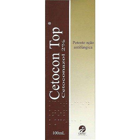 Shampoo Cetocon Top 100ML