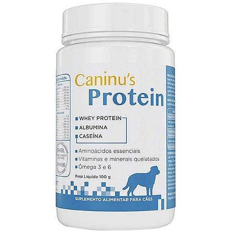 Suplemento Alimentar Avert Caninus Protein 100G