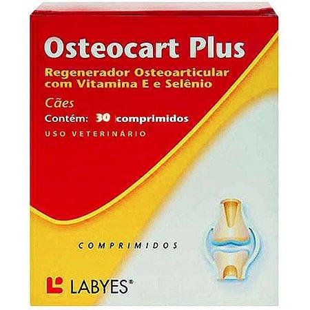 Osteocart Plus Com 30 Comprimidos