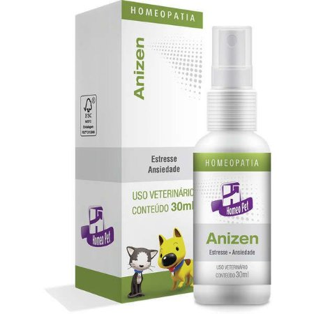 Sistema de Terapia Real H Homeo Pet Anizen 30ML