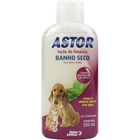 Astor Banho a Seco para Cães 500 ML