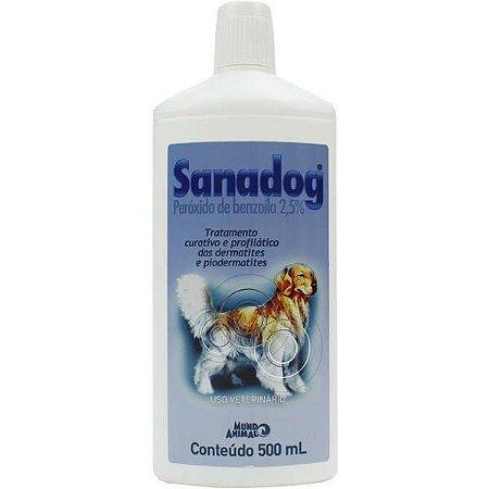 Shampoo Mundo Animal Sanadog 500ML