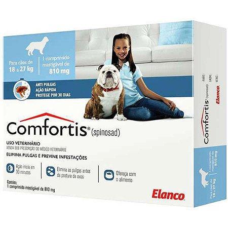 Comfortis 18 A 27 Kg - Unitário