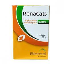 Renacats Suplemento Mineral Para Gatos 50g