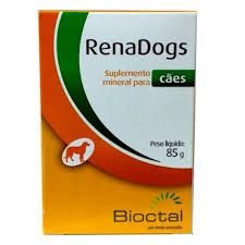 RenaDogs Suplemento Mineral para Cães 85g