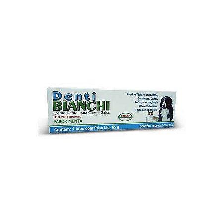 Creme Dental Denti Bianchi Menta 65 G