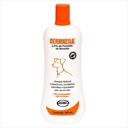 Shampoo Dermazila 500 ML