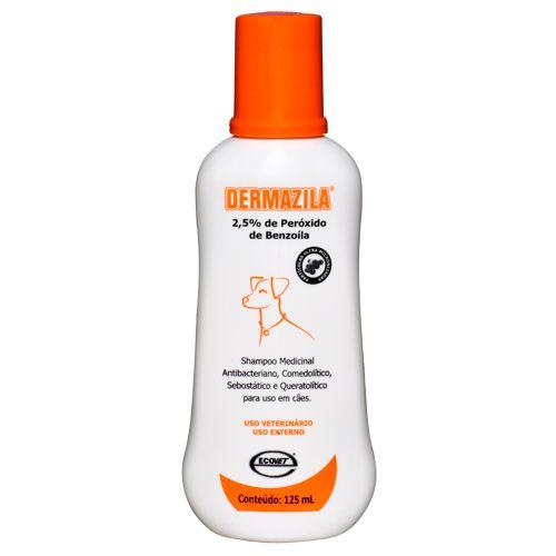 Shampoo Dermazila 125 ML