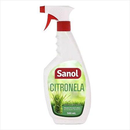 CITRONELA SANOL 500ML
