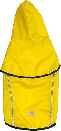 Capa de Chuva Amarela G
