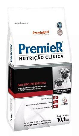 Premier Nutrição Clínica Gastrointestinal para Cães de Pequeno Porte 10,1KG