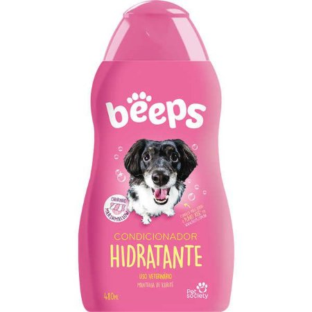 Condicionador Pet Society Beeps Hidratante 480ML