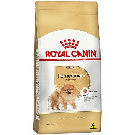 Royal Canin para Cães Adultos Pomeranian 1KG