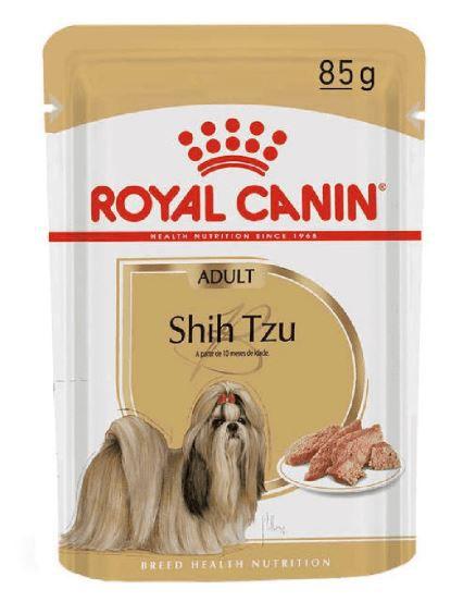 Royal Canin Sachê Cães Adultos Shih Tzu 85G