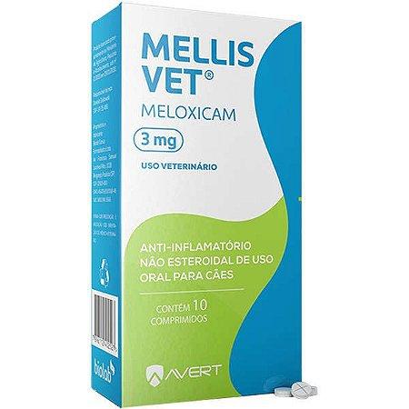 Anti-Inflamatório Avert Mellis Vet para Cães de 15 a 30 Kg