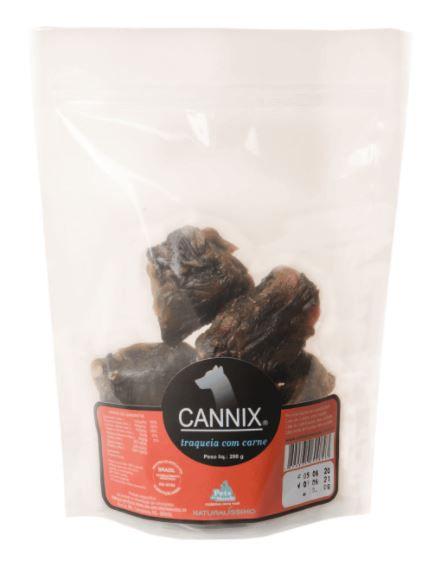 Cannix Traqueia com Carne 200G