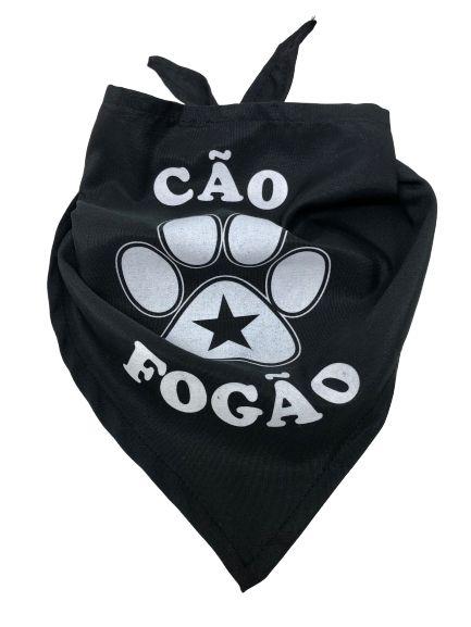 DOG DIVERSOS BANDANA FOGÃO U M