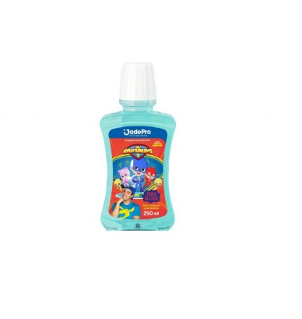 Enxaguante Bucal Aventureiros 250 ml Jade Pro