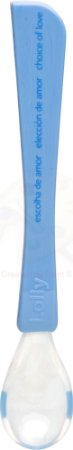 Colher Ponta Silicone Special Lolly