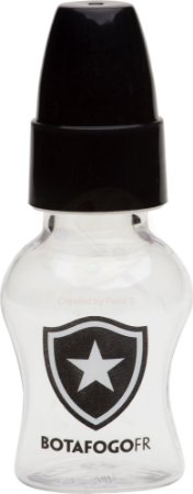 Mini Mamadeira Botafogo 50 ml Lolly