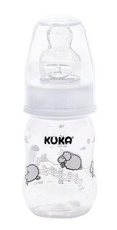 Mamadeira Natural Branca 70 ml Kuka