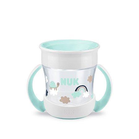 Copo Mini Magic Cup 360 com alça Nuk