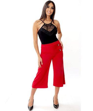 Calça Pantacourt Selena
