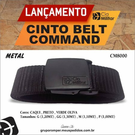 Cinto Belt Command