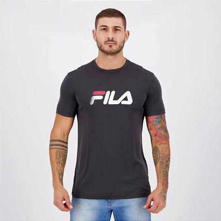 Camiseta Fila Run Go To Mars Masculina