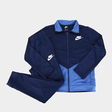 Agasalho Infantil Nike NSW Futura Poly Cuff