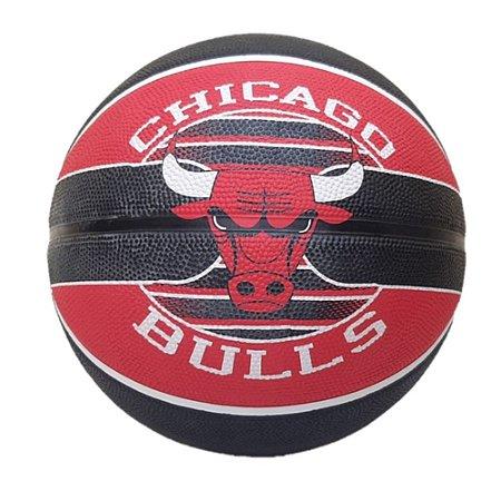 Bola de Basquete Spalding NBA Time Chicago Bulls