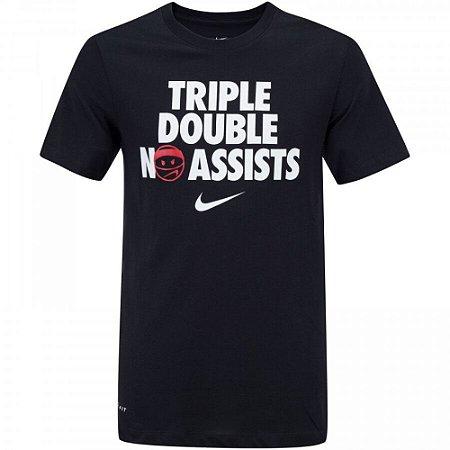 Camiseta Nike Dry Tee No Assists