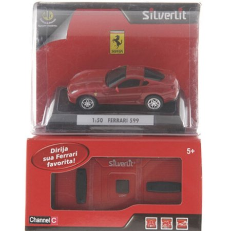 Carro Controle Remoto Silverlit - Ferrari 599