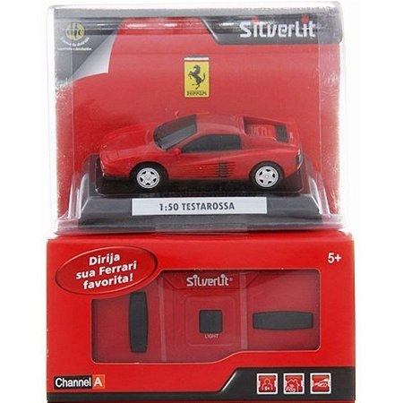 Carro Controle Remoto Silverlit - Testarossa