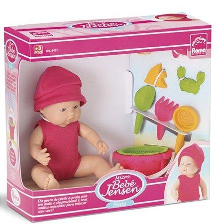 Micro Bebê Jensen Paria Roma Brinquedos