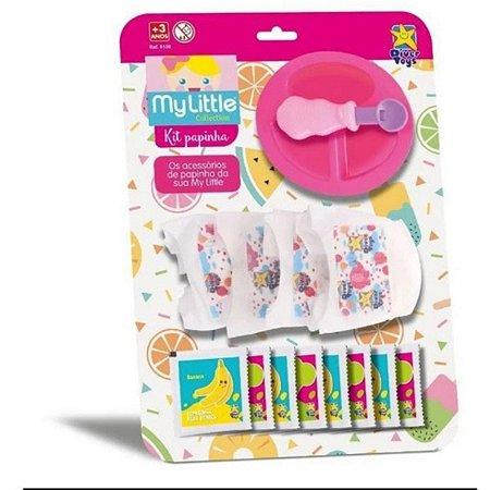 kit Primeira Papinha My Litte Colectin - Diver Toys