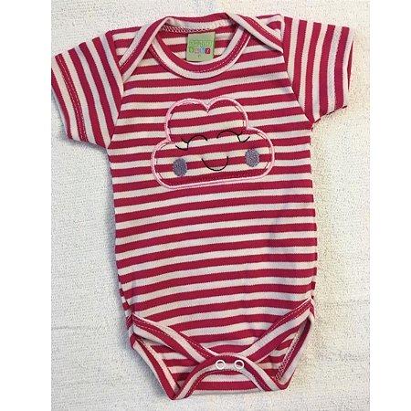 Body Estampado Smoby Baby - rosa