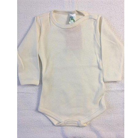 Body Estampado Linea baby - branco