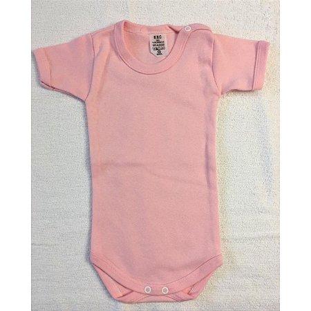Body Estampado BBC - rosa