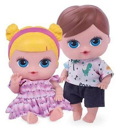 Babys Collection Mini Super Toys - Gêmeos