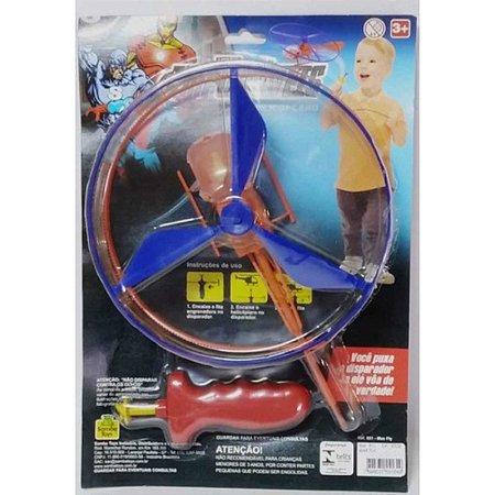 Lançador de Helicóptero Implacáveis Samba Toys