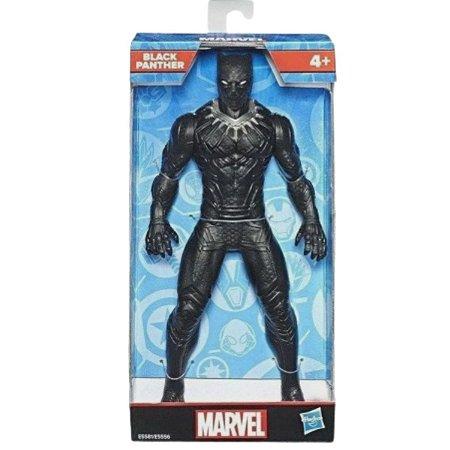Boneco Black Panther Marvel Hasbro