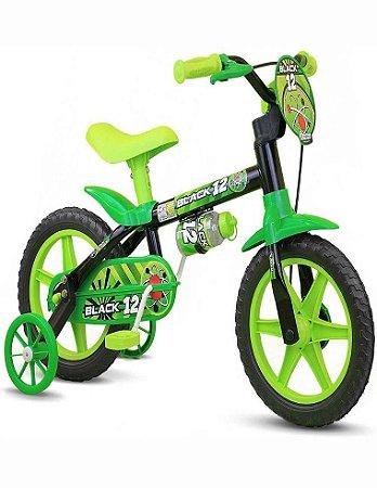 Bicicleta Nathor Aro 12 - black 12