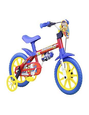 Bicicleta Nathor Aro 12 - fireman