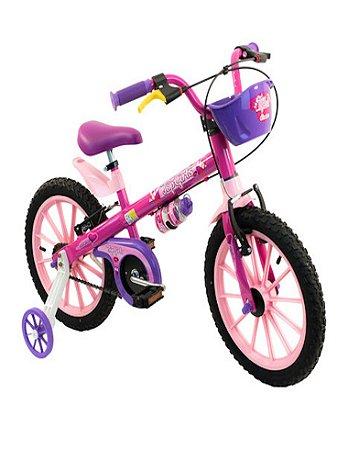 Bicicleta Nathor Aro 16 - top girls
