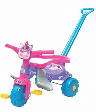 Triciclo Magic Toys tico tico - uni love