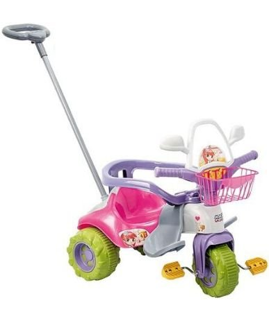 Triciclo Magic Toys tico tico - zoom meg